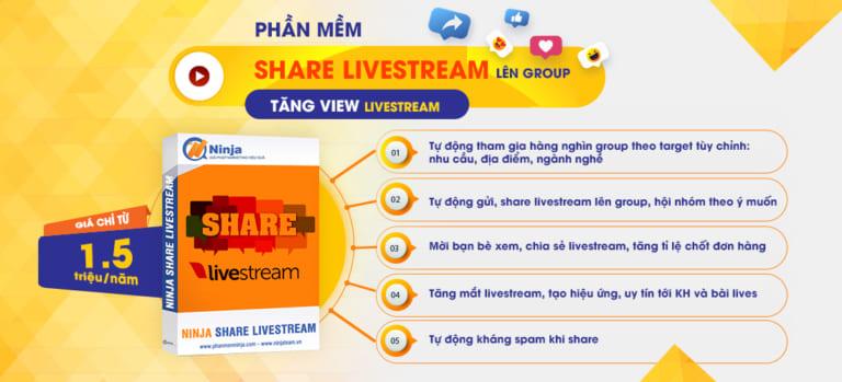 phần mềm chia sẻ video trên facebook