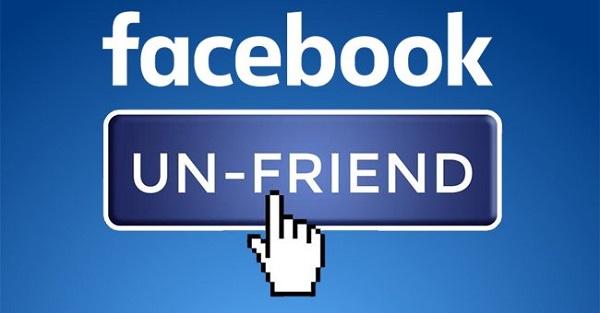 Hủy kết bạn facebook số lượng lớn