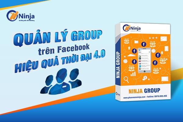 cách quản lý nhóm trên facebook